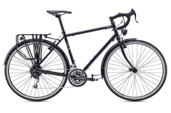 velosiped fuji touring 350x232 - Велосипед Fuji 2020 TOURING  мод. TOURING  Cr-Mo р. 61 цвет чёрный металлик